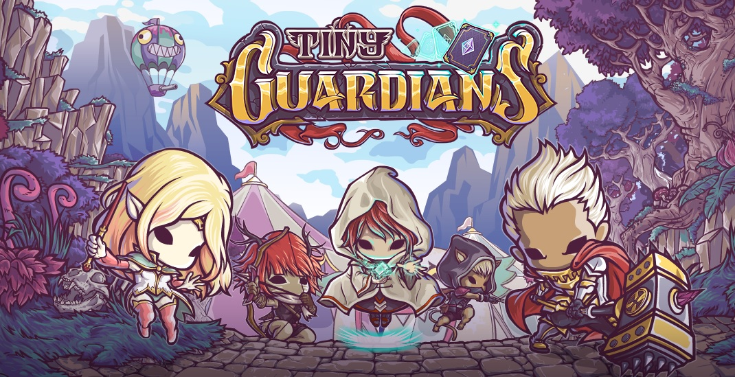 Tiny Guardians to bring us cute, cartoon tower defence without the towers on iOS next week