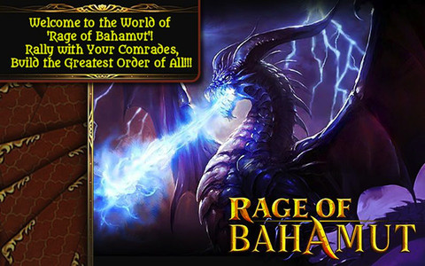 Fantasy card game Rage of Bahamut arrives on iPhone
