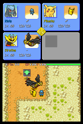 Pokémon Mystery Dungeon: Explorers of Sky gets European DS and DSi release date