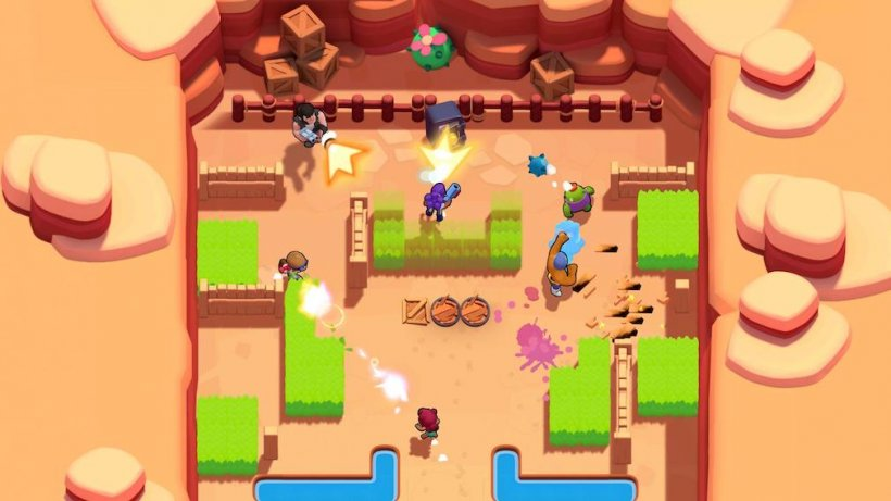 Brawl Stars launches worldwide on iOS and Android next month