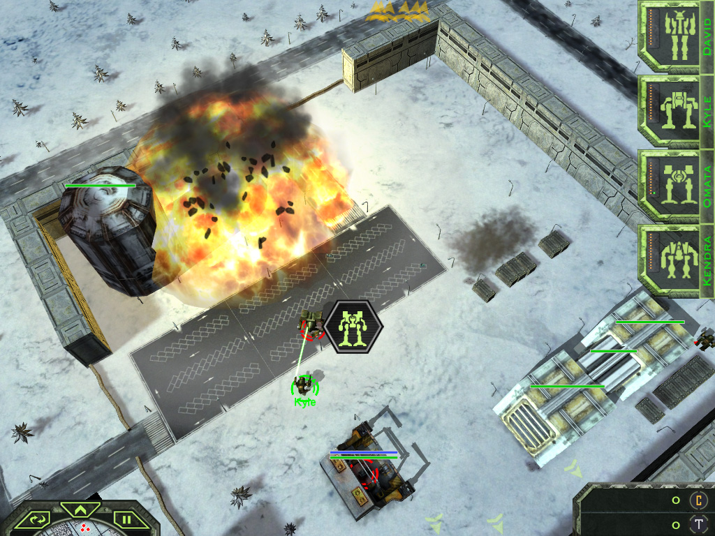 MechWarrior: Tactical Command stomps onto iPad