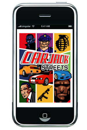iPhone Car Jack Streets to feature unsigned bands