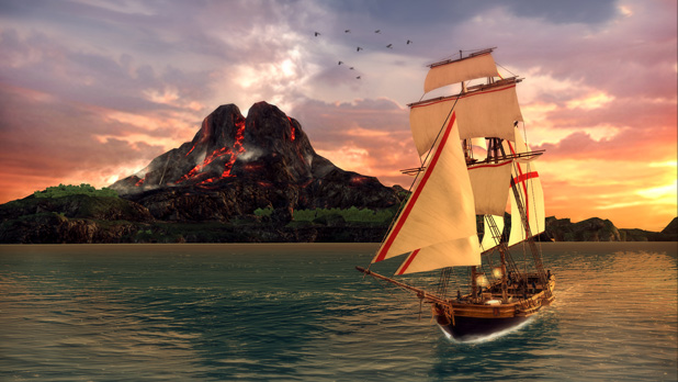 Assassin's Creed Pirates update contains a new map and more daily challenges
