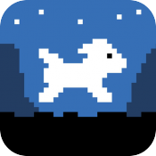 Dig Dog review - A roguelike platformer with shades of Downwell