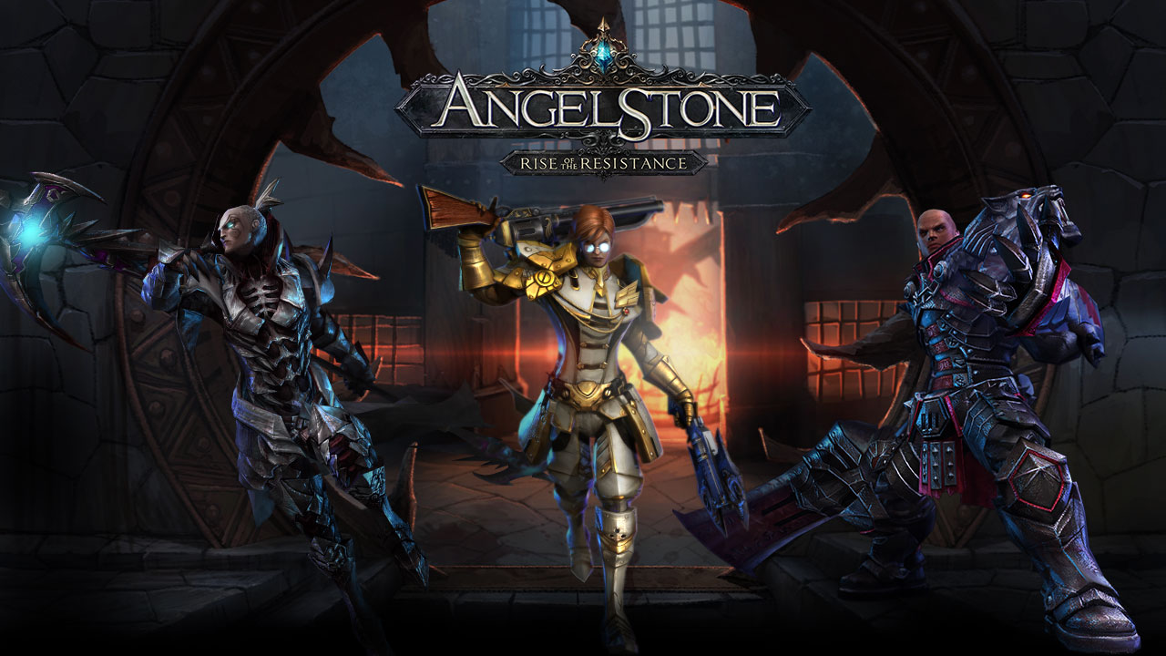 Pre-registration opens for award-winning action RPG Angel Stone's 3.0 update