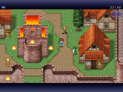 Final Fantasy V for iPad and iPhone now supports iCloud and MFi controllers