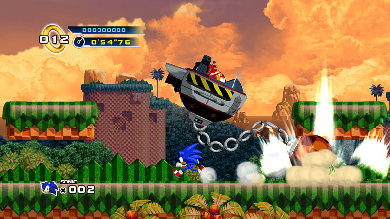 Sonic The Hedgehog 4 iPhone to get Game Center update