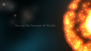 Devouring Stars - Not a big bang, but a whimper