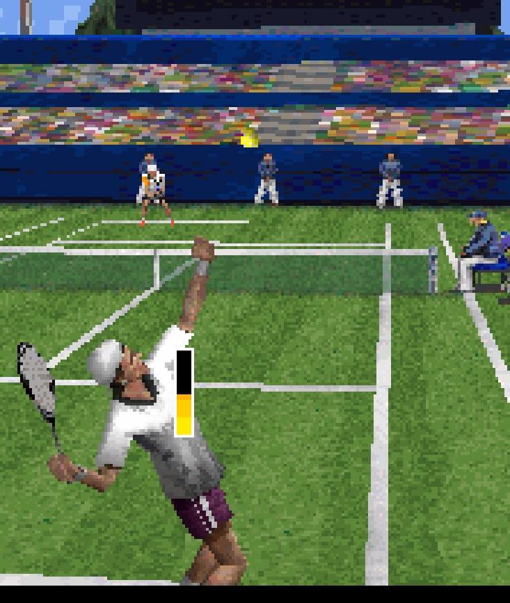 Virtua Tennis Mobile Edition