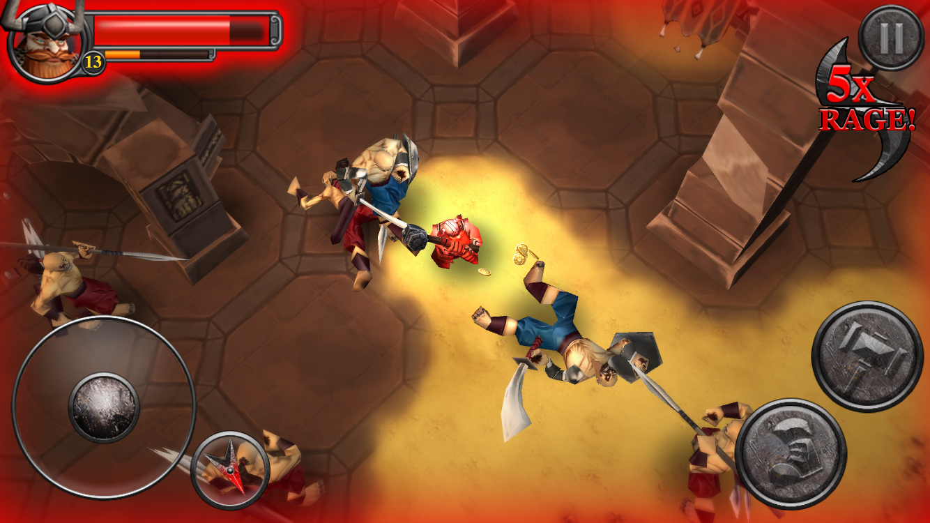 Runic Rampage review - A dungeon crawler that might be a little small in stature