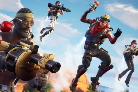 Fortnite's 5.10 update adds a thrilling new game mode and guided missiles
