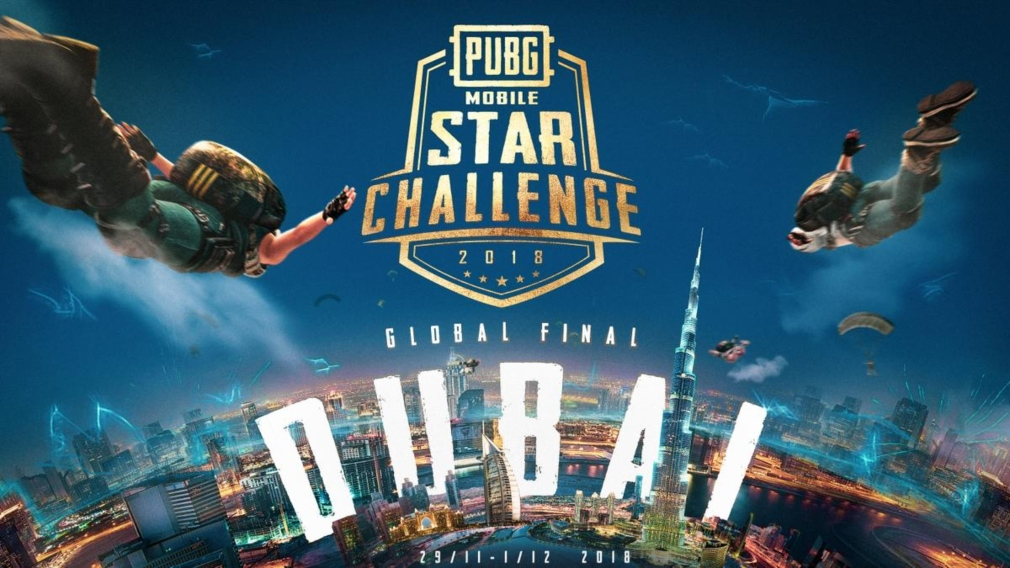 The finals for PUBG MOBILE's Global Star Challenge are fast approaching