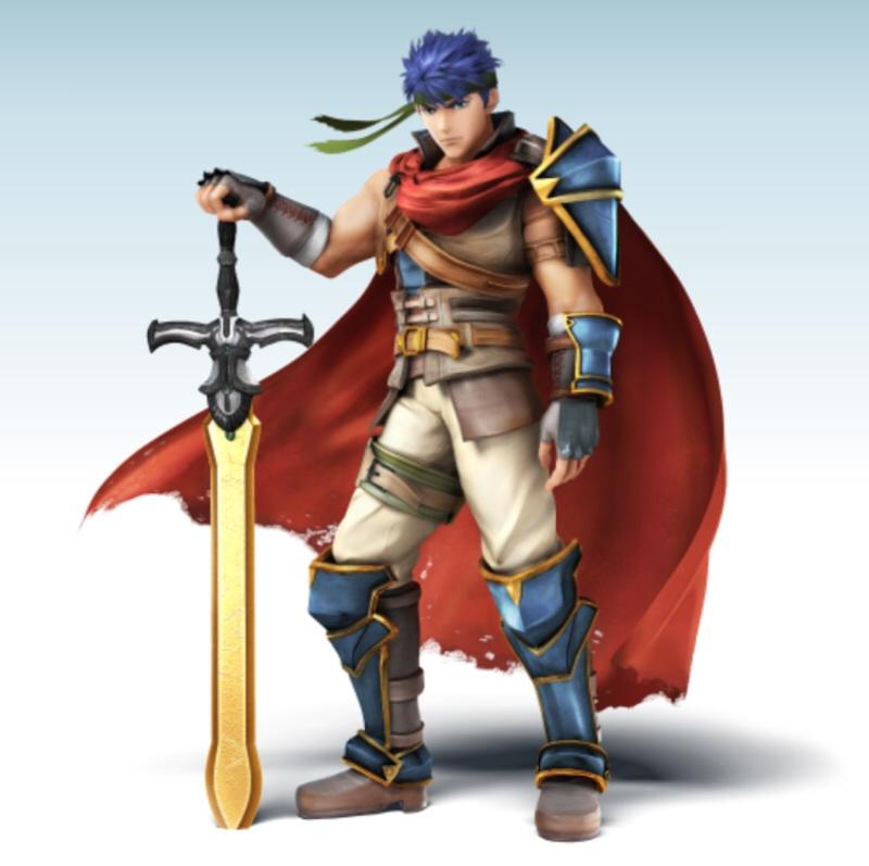 I like Ike: GameCube Fire Emblem hero will return in Super Smash Bros 3DS
