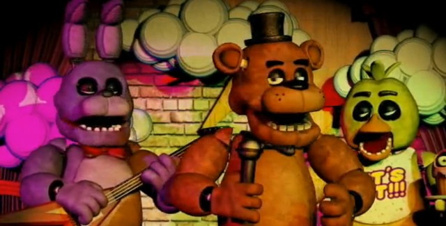 The next Five Nights At Freddy's will be an RPG and it's