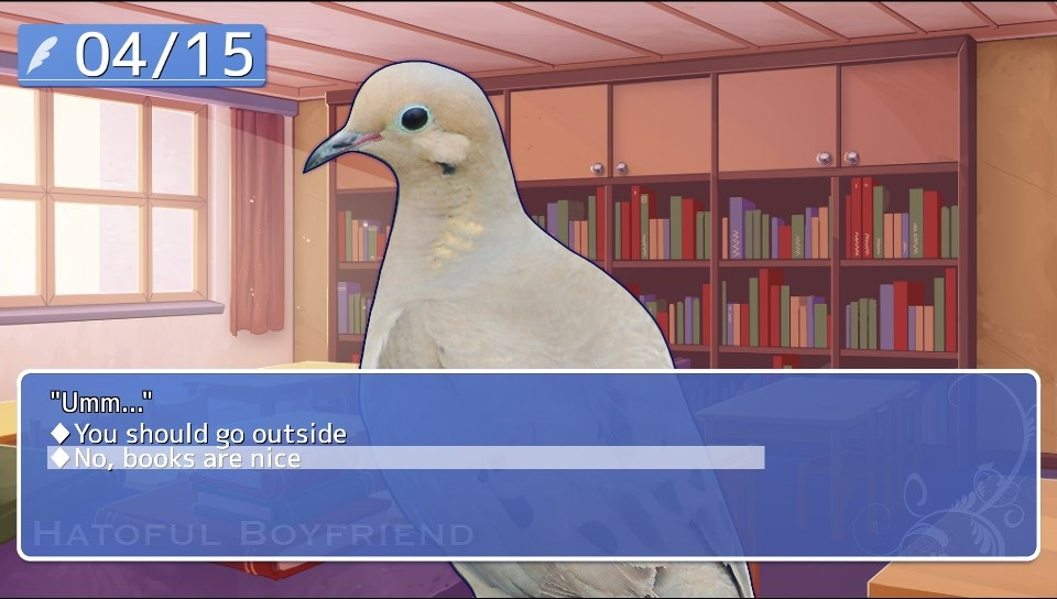 Hatoful Boyfriend is getting delisted later this month