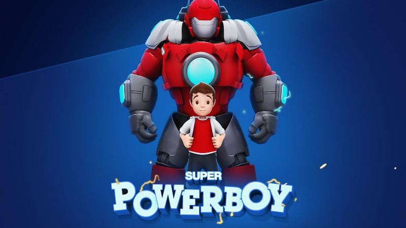 The Very Big Indie Pitch winner's Super PowerBoy hits the App Store on the 1st September