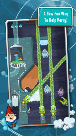 Disney adds 40 brand-new levels to Where's My Perry? in latest update