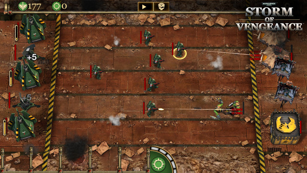 Warhammer 40,000: Storm of Vengeance will blast onto iOS and Android on March 27th