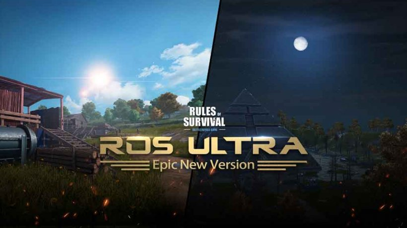 Rules of Survival is set to receive a revolutionary new version