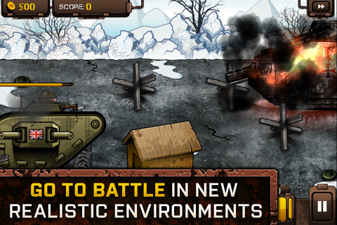 World War tower defence sequel Trenches 2 emerges from cover tomorrow
