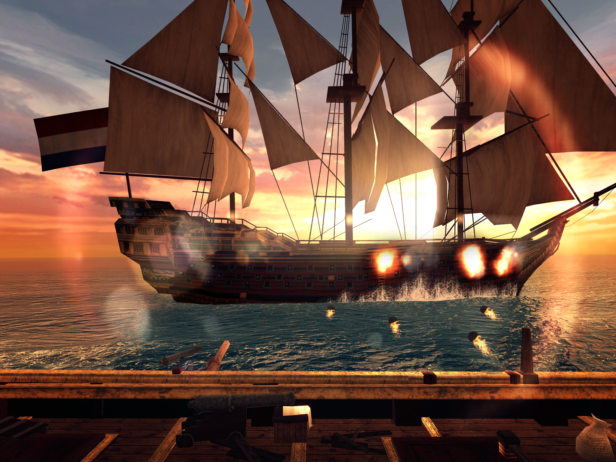 Assassin's Creed Pirates update adds Survival Missions, whale hunting, and historical ship bosses