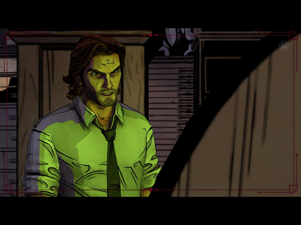 The Wolf Among Us - Episode 1, Faith