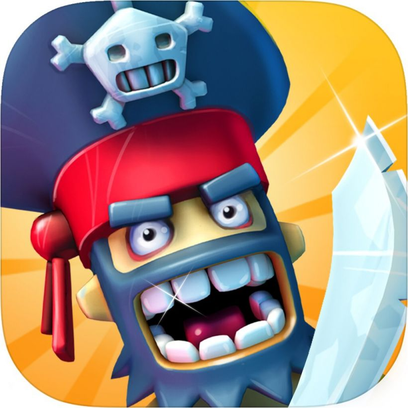 PGC 2014: Rovio Stars jumps on the Clash of Clans bandwagon with Plunder Pirates