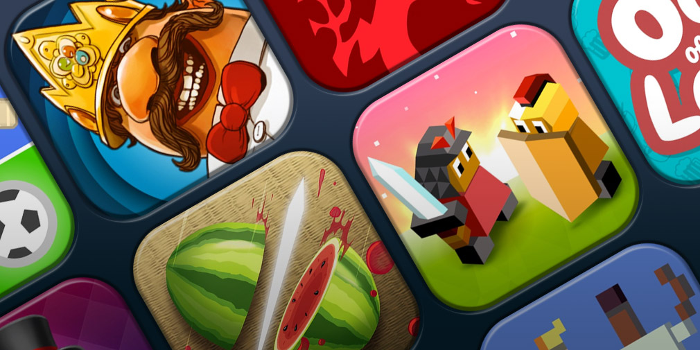 Top 10 best iPhone and iPad games with local multiplayer for one device