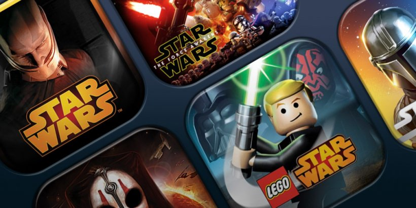 Top 5 best Star Wars games for iPad and iPhone (iOS)