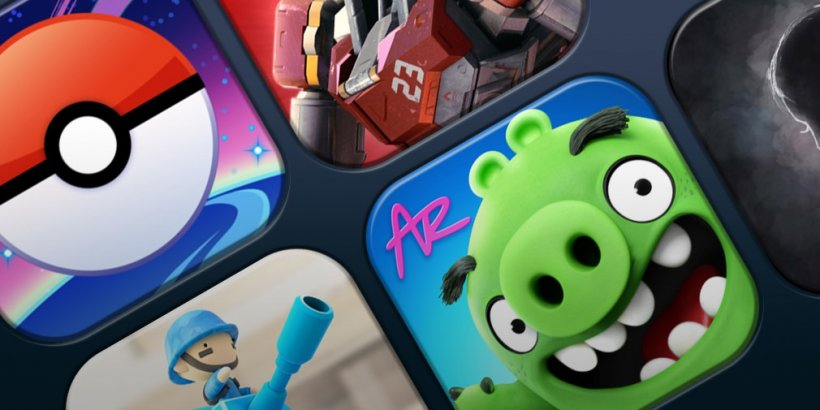 Top 7 best AR games and apps on iPhone and iPad (iOS)