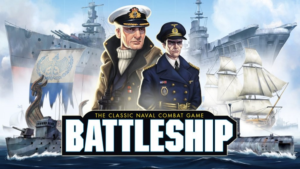 Classic board game BATTLESHIP will torpedo onto Nintendo Switch this July