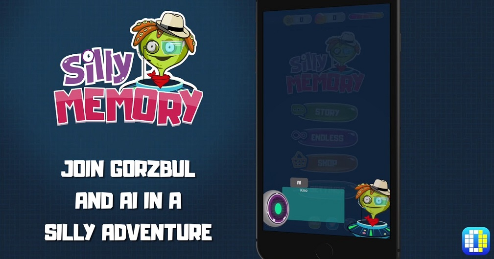 Innovative memory-based puzzler Silly Memory takes you on a charming adventure through space