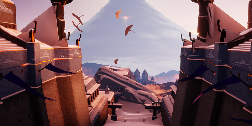 How Journey's successor Sky: Children of the Light evolves the formula