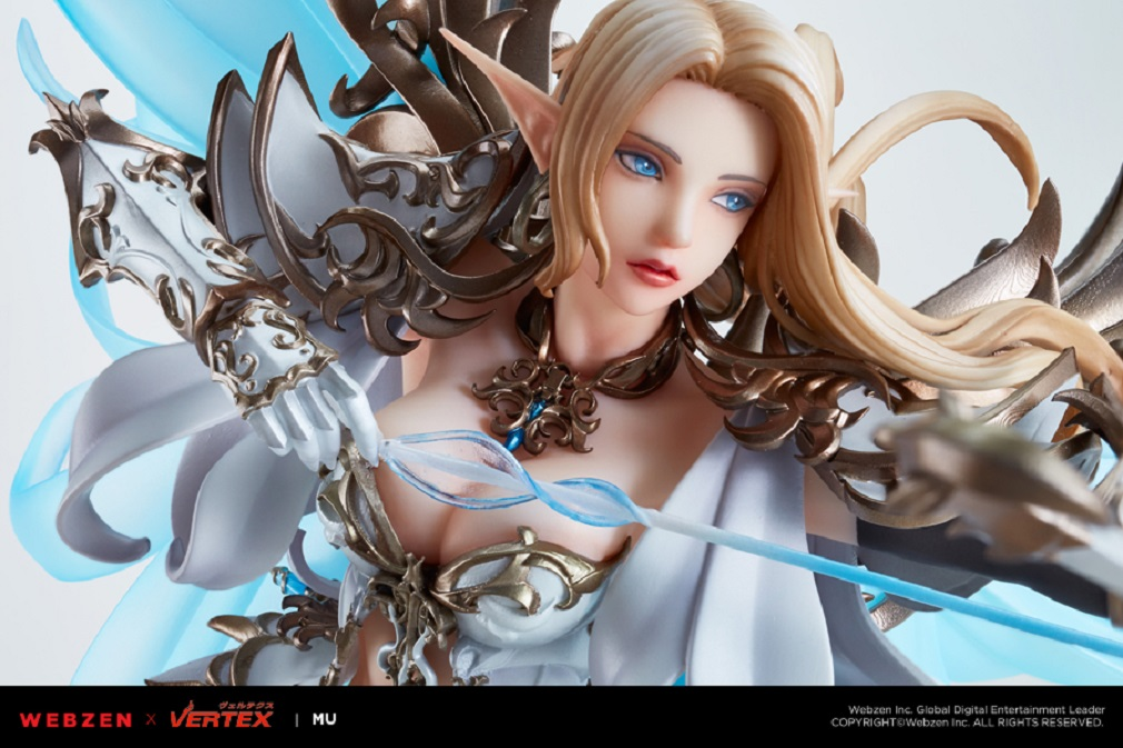 MU Online's official Fairy Elf figurine is now available for pre-order