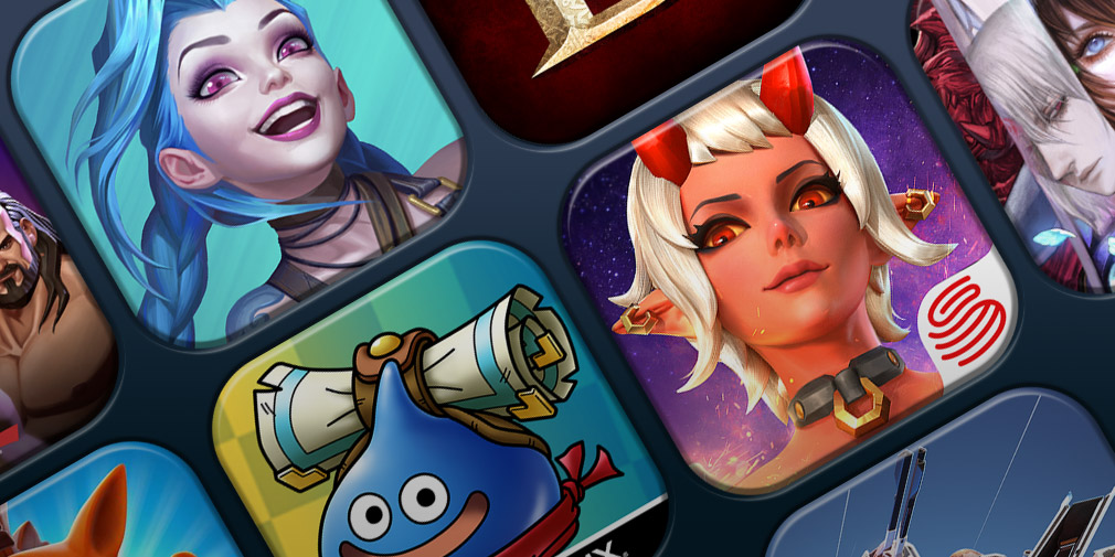 The best 8 games to pre-register for iPhone, iPad and Android