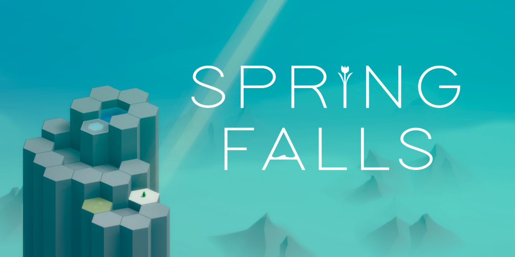 Spring Falls is a relaxing puzzle game that's heading for iOS later this month