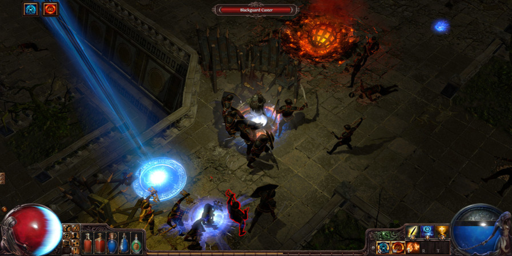 Path of Exile, the popular free-to-play dungeon crawler, is heading to mobile