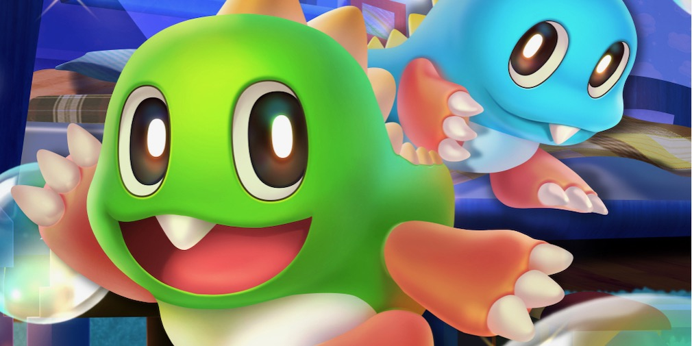 A pocket history of Bubble Bobble