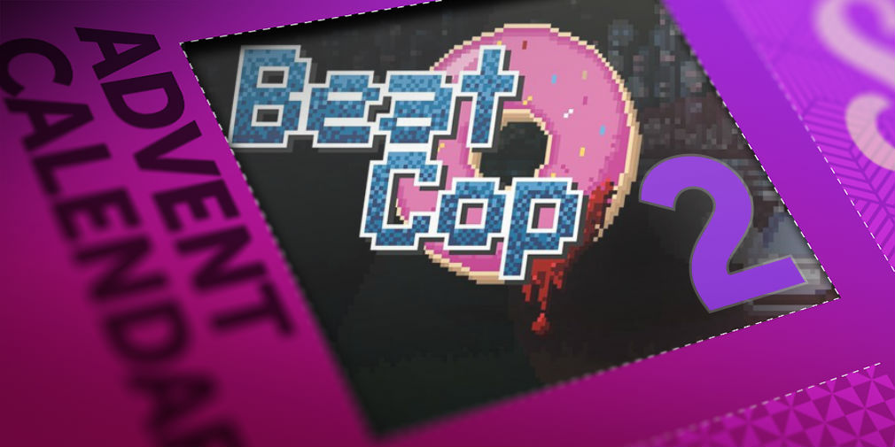 Win a code for Beat Cop on iOS or Android in day two of our advent calendar