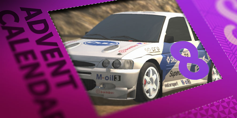 Win a copy of Rush Rally 3 for iOS or Android in day 8 of Pocket Gamer's advent calendar giveaway