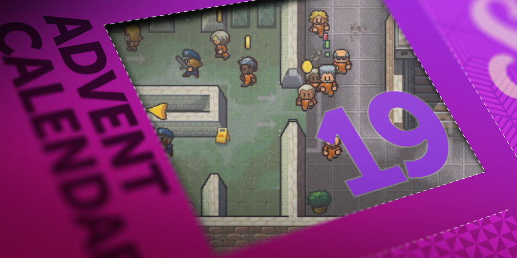 Grab yourself an Android code for The Escapists 2 in day 19 of our advent calendar giveaway