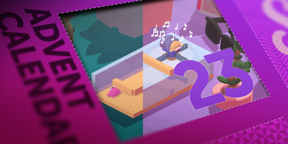 Win an iOS or Android code for super-cute puzzler Takoway in day 23 of our advent calendar giveaway
