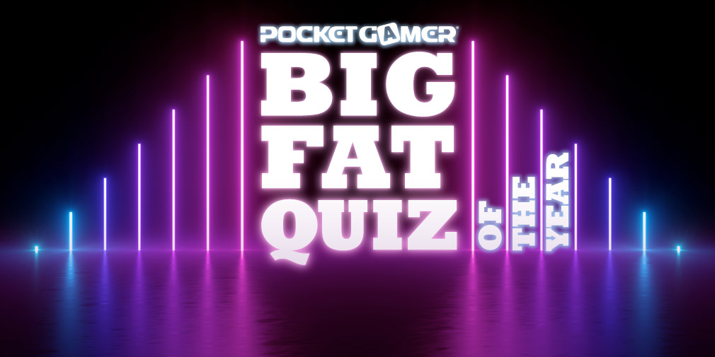 Big Fat Quiz of the Year 2019 - Pocket Gamer edition