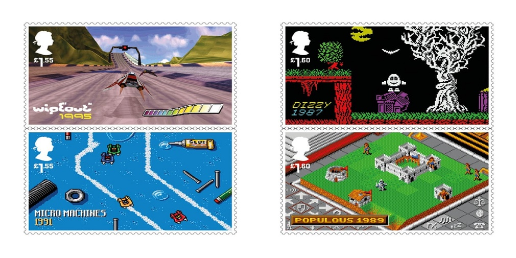 5 mobile games that deserve to be on British stamps