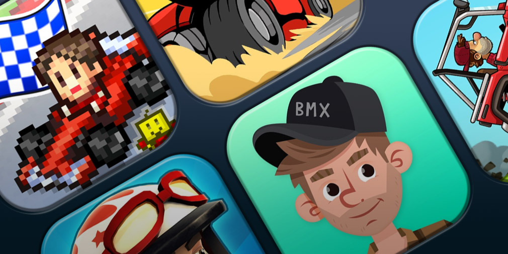 Top 5 best 2D racing games for iOS and Android