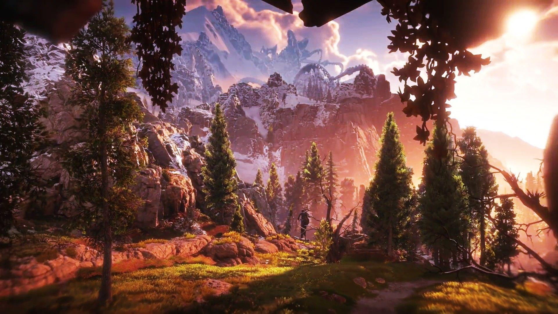 Video game backgrounds to use in your Zoom calls