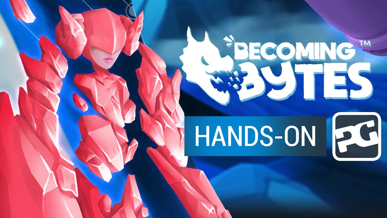 "Becoming Bytes? gameplay video - ""A Tamagotchi-style monster battler"""