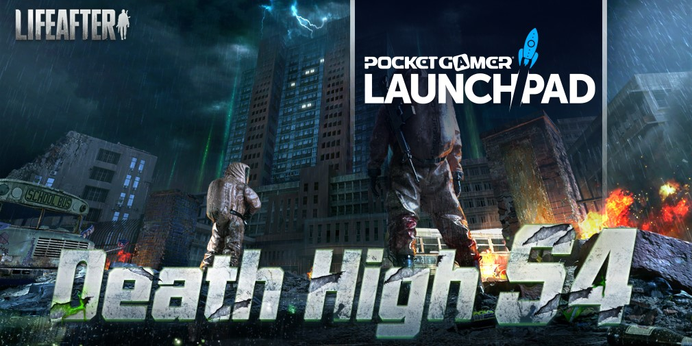 LifeAfter's next update, Death High, is a deadly race to the top of a zombie-filled tower