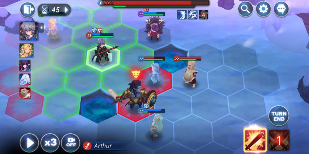 Kingdom of Heroes: Tactics War review -
