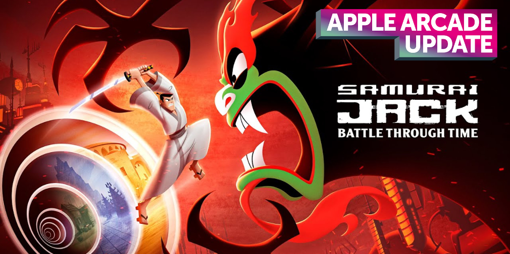 Samurai Jack: Battle Through Time, Next Stop Nowhere, The Last Campfire, and World's End Club announced for Apple Arcade